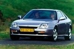 Car specs and fuel consumption for Honda Prelude