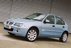 Car specs and fuel consumption for Rover 25