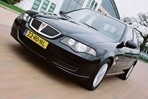 Car specs and fuel consumption for Rover 45