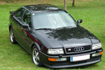 Car specs and fuel consumption for Audi S2 coupe