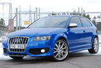 Car specs and fuel consumption for Audi S3