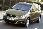 Car specs and fuel consumption for Seat Alhambra
