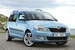 Car specs and fuel consumption for Skoda Roomster