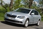 Car specs and fuel consumption for Skoda Superb