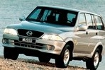 Car specs and fuel consumption for SsangYong Musso