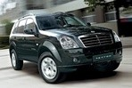 Car specs and fuel consumption for SsangYong Rexton