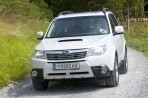Car specs and fuel consumption for Subaru Forester