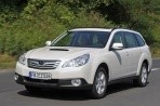 Car specs and fuel consumption for Subaru Outback
