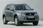 Car specs and fuel consumption for Suzuki Grand Vitara