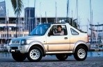 Car specs and fuel consumption for Suzuki Jimny