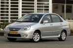 Car specs and fuel consumption for Suzuki Liana