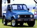 Car specs and fuel consumption for Suzuki Samurai