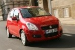 Car specs and fuel consumption for Suzuki Splash