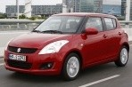 Car specs and fuel consumption for Suzuki Swift