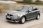 Car specs and fuel consumption for Suzuki SX4