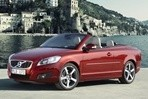 Car specs and fuel consumption for Volvo C70