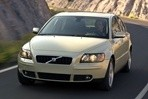 Car specs and fuel consumption for Volvo S40