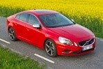 Car specs and fuel consumption for Volvo S60