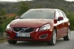 Car specs and fuel consumption for Volvo V60