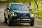 Car specs and fuel consumption for Volvo XC90