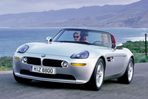 Car specs and fuel consumption for BMW Z8